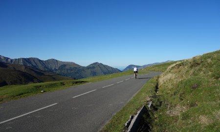 LaRébenne - Vélo - La Traversée des Pyrénées
