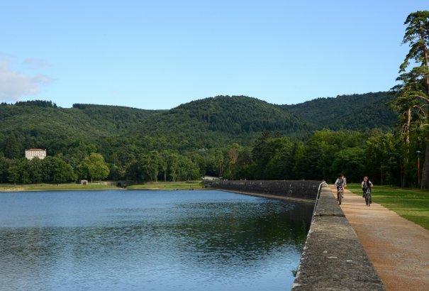 LaRébenne - Les Sources du Canal du Midi - Montagne Noire - Saint Férréol