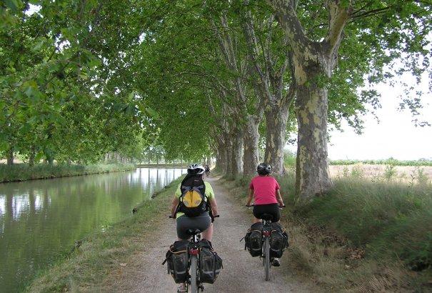 LaRébenne - Le Canal du Midi - Version Douce