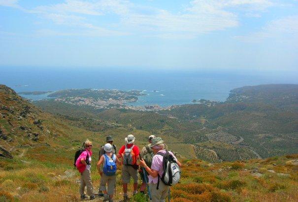 LaRébenne - Collioure Cadaqués Randonnée