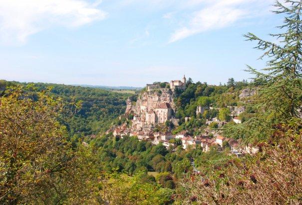 LaRébenne - Randonnée Dordogne et Haut Quercy - Rocamadour