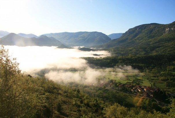 LaRébenne - Randonnée - le sentier Cathare - les Hauts Plateaux