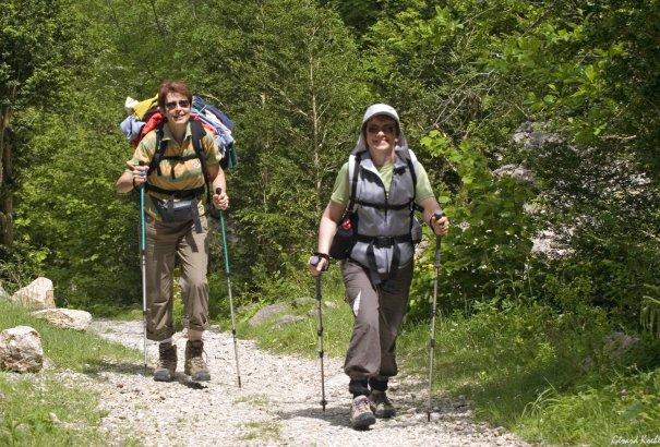 LaRébenne - Randonnée - Week-end sur le sentier Cathare