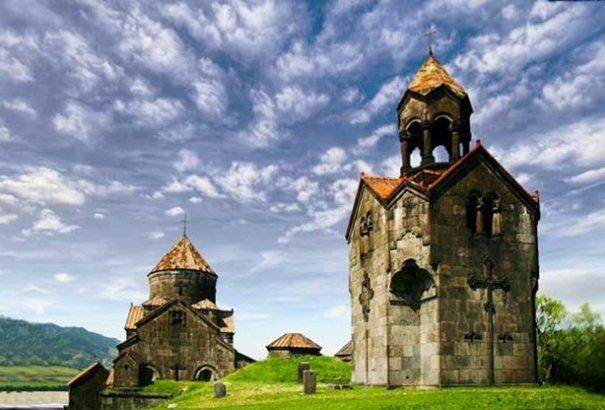 LaRébenne - Randonnée - Arménie (Haghpat)