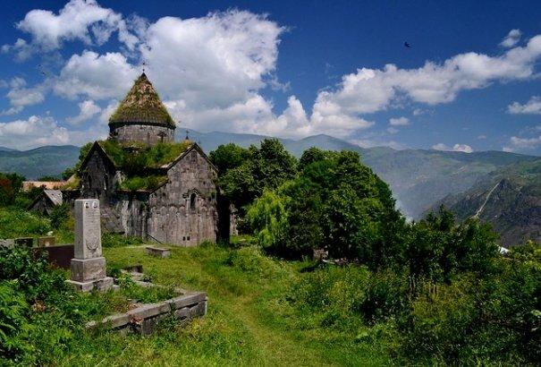 LaRébenne - Randonnée - Arménie (Sanahin)