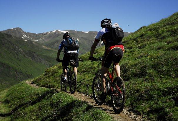 LaRébenne - VTT - Le Chemin des Bonshommes en VTT