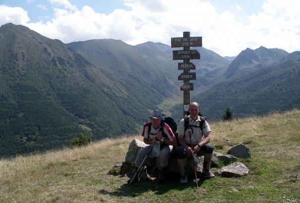 LaRébenne - Randonnée - Chemin des Bonshommes (Col de Joux)