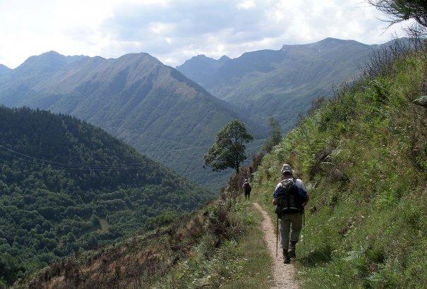 LaRébenne - Randonnée - Le chemin des Bonshommes