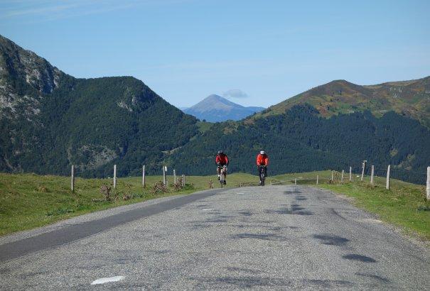 LaRébenne - Vélo - Les cols mythiques des Pyrénées (Ax-les-Thermes)