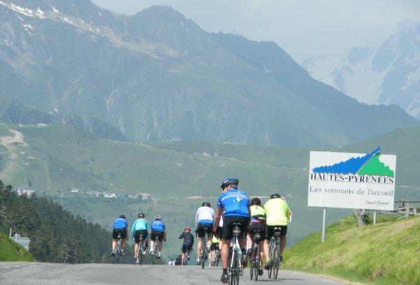 LaRébenne - Vélo - Les cols mythiques des Pyrénées (Bagnères-de-Luchon) - Peyresourde