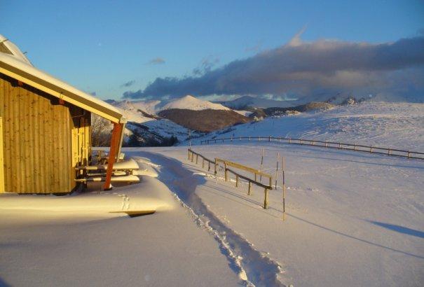 LaRébenne - Raquettes à neige - Pyrénées Ariégeoises Vallée d'Ax (le Chioula)