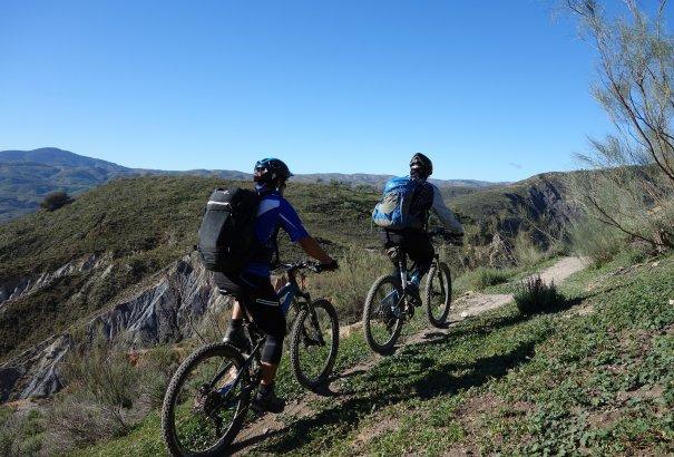 LaRébenne - VTT - La Sierra Nevada (Espagne - Andalousie)