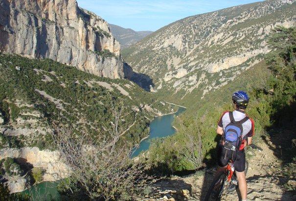 LaRébenne - VTT - De la Sierra de Guara aux Bardenas