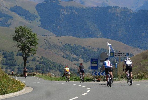 LaRébenne - Vélo - Le Raid Pyrénéen