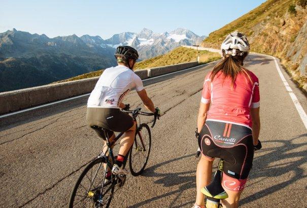 LaRébenne - Vélo - Le Grand Tour des Dolomites (Timmelsjoch)