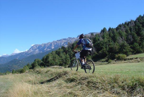 LaRébenne - VTT - Sierra de Cadi
