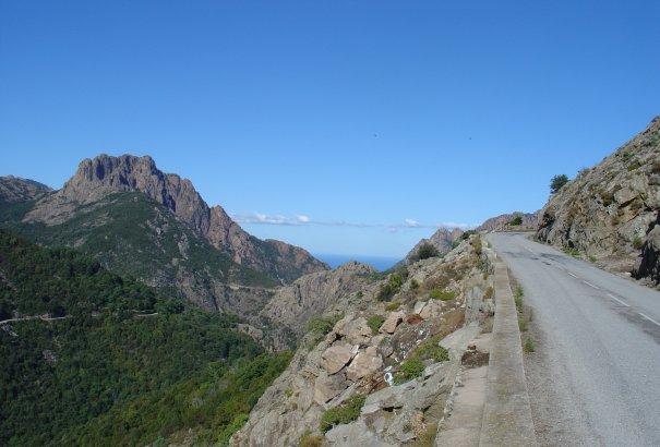 LaRébenne - Vélo - Le tour de la Corse du Sud
