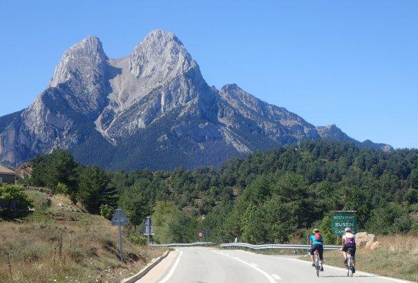 LaRébenne - Vélo - La Traversée des Pyrénées Espagnoles - Pedraforca