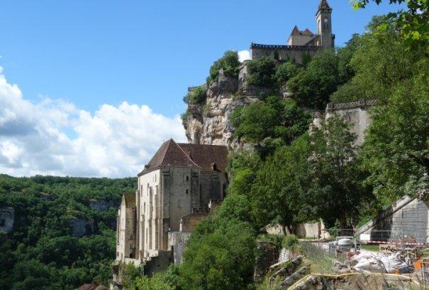 LaRébenne - Randonnée - Chemin de Compostelle - De Conques à Cahors via Rocamadour (étape 3)