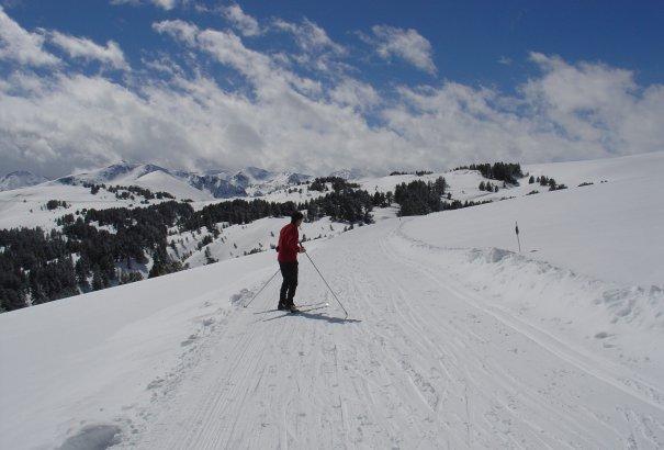 LaRébenne-Pyrénées-Ski-de-fond