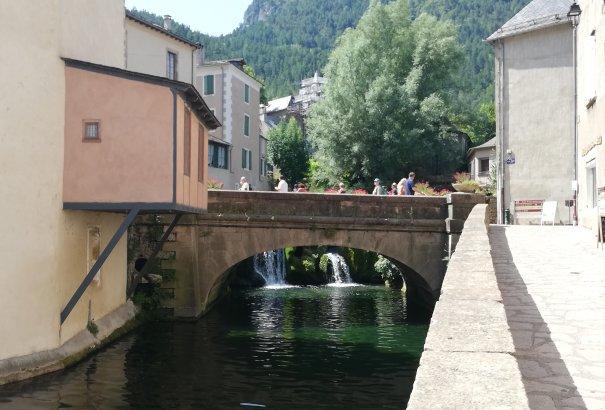 LaRébenne-Stevenson-Rando-Du Puy-en-Velay à Chasseradès
