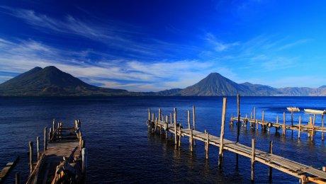 LaRébenne - Guatemala (Lac Atitlán)