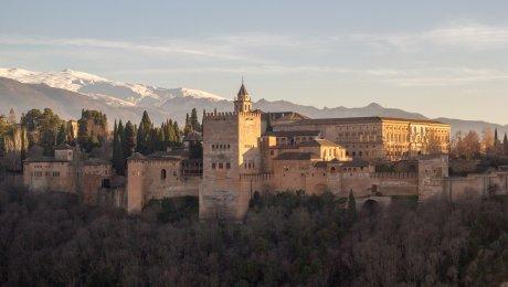 LaRébenne Sierra Nevada Alhambra
