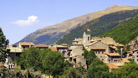 LaRébenne - Sierra de Cadi