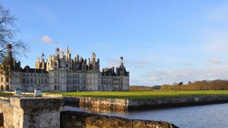 LaRébenne - Chateau de Chambord