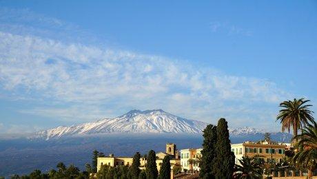 LaRébenne - Sicile Etna