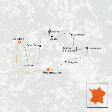 LaRébenne - Randonnée en Dordogne et Haut Quercy