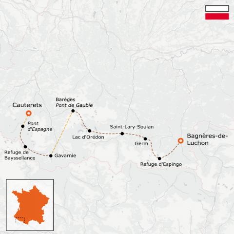 LaRébenne - GR10 - De Cauterets à Bagnères-de-Luchon - Partie 4