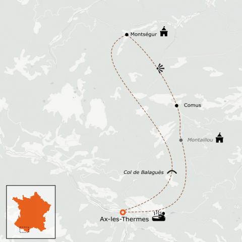 LaRébenne - VTT - La Boucle du Haut Pays Cathare