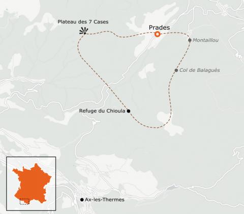 LaRébenne - Raquettes à neige - Week-end refuge en Haute-Ariège