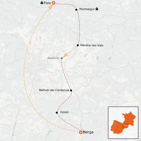LaRébenne - VTT - Chemin des Bonshommes - La Transfrontalière
