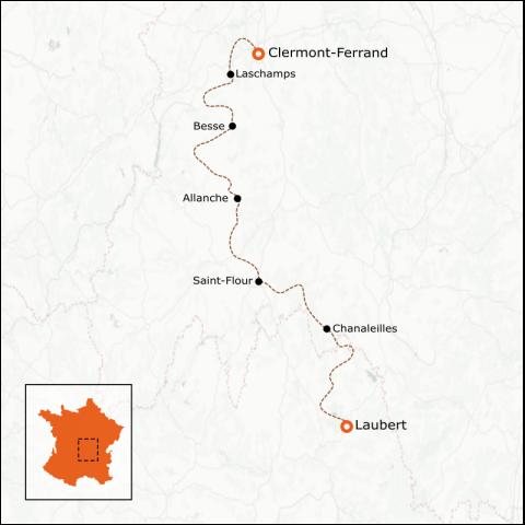 LaRébenne-VTT-du Massif Central à VTT Partie 1
