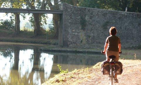 LaRébenne - Le Canal des deux mers