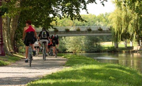 LaRébenne - Le Canal du Midi - Version Equilibre