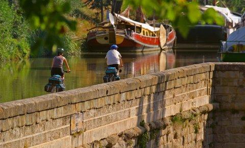 LaRébenne - Le Canal du Midi - La Sélection
