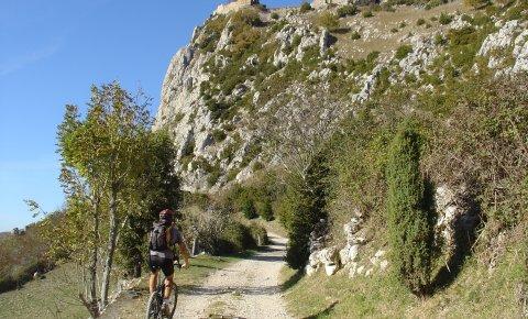 LaRébenne - VTT - L'intégrale du Sentier Cathare en VTT