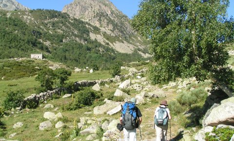 Chemin des Bonshommes - Campcardos