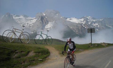 LaRébenne - Vélo - Les cols mythiques des Pyrénées (Argelès-Gazost) Aubisque