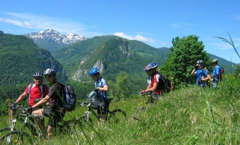 LaRébenne - VTT - La Grande Traversée de l'Ariège (Pyrénées)