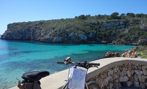 LaRébenne - VTT - La traversée de Majorque dans les Baléares