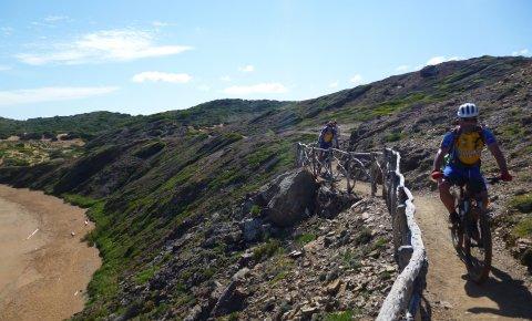 LaRébenne - VTT - Le tour de Minorque