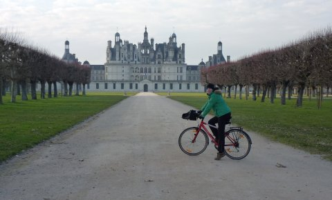 LaRébenne - VTC - la Loire à vélo - De Blois à Angers (Chambord)