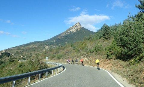 LaRébenne - Vélo - La Traversée des Pyrénées Espagnoles