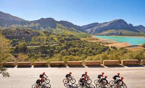 LaRébenne - Vélo - L'île de Majorque