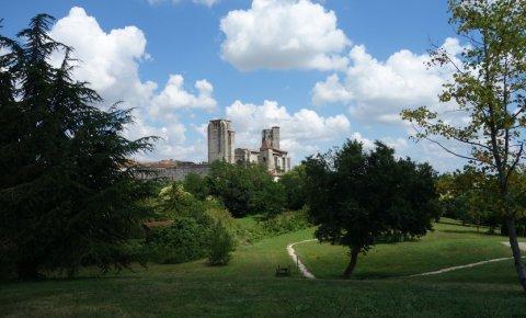 LaRébenne - Saint-Jacques-de-Compostelle - De Lectoure à Aire-sur-l'Adour (Étape 5)